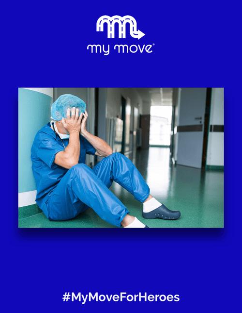 Donation de 5€ de courses VTC pour le personnel hospitalier