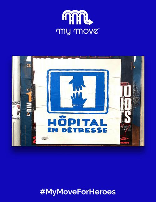 Donation de 50€ de courses VTC pour le personnel hospitalier