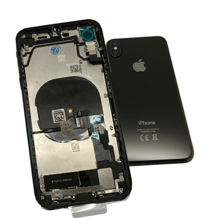 for iPhone X Backcover with Spare Parts-S+ Grade