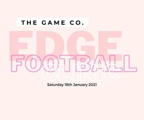 Edge Clinics- Football