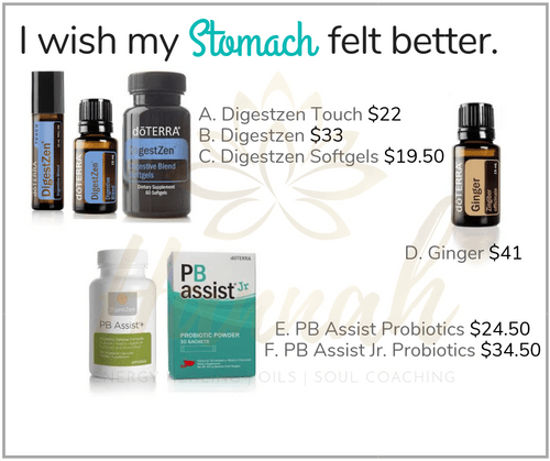 I wish my Stomach felt better