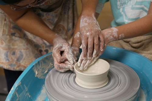 *Opening Soon* - Play with Clay for Seniors