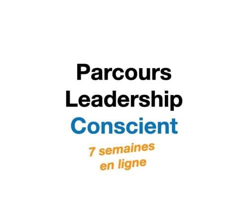 Parcours Leadership conscient 7 semaines
