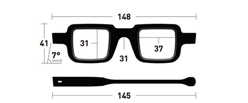 MINGUS Napszemüveg