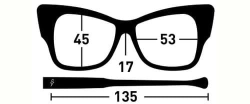 Lover Optikai keret