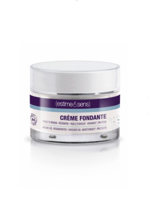 Crème Fondante  toute peau 50ml - Estime&Sens