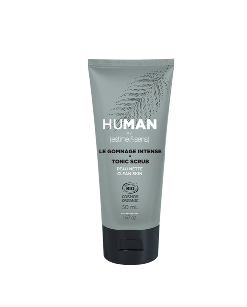 Gommage Intense Homme 100ml - HUMAN