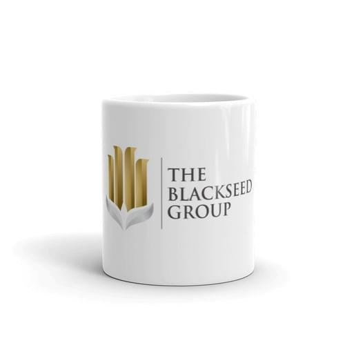 The BlackSeed Coffee Mug