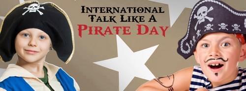 International Talk Like a Pirate Day PNO
