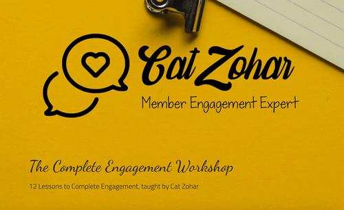 The Complete Engagement Workshop