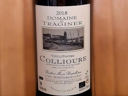 Collioure 2018 Vieilli Foudre
