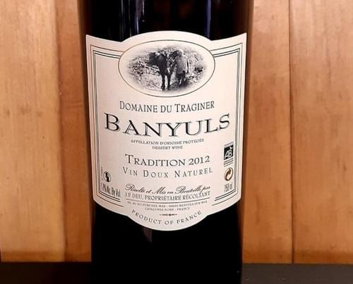 Banyuls Tradition 2012