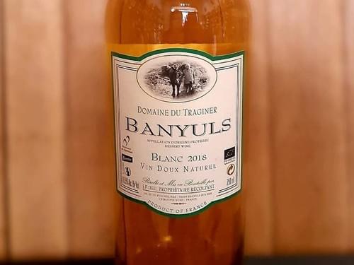 Banyuls Blanc 2018
