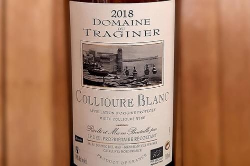 Collioure Blanc 2018