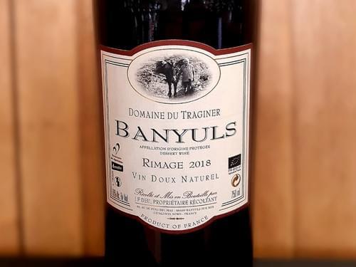 Banyuls Rimage 2018