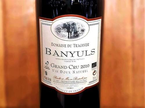 Banyuls Grand Cru 2010