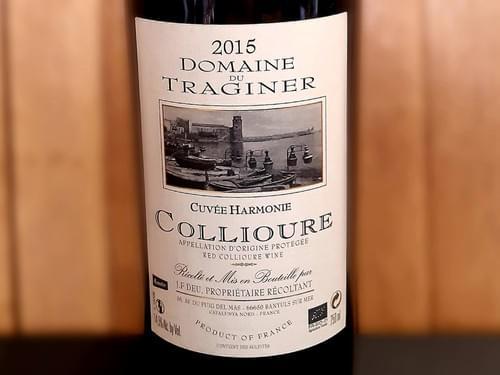 Collioure Cuvée Harmonie 2015