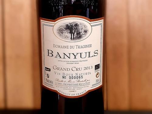 Banyuls Grand Cru 2013