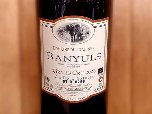 Banyuls Grand Cru 2006