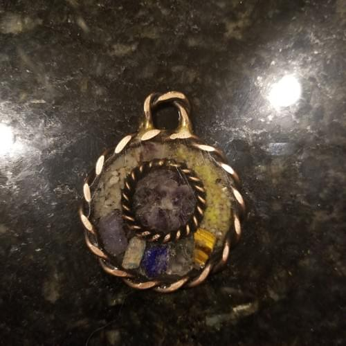 Custom Archangel Metatron Pendant