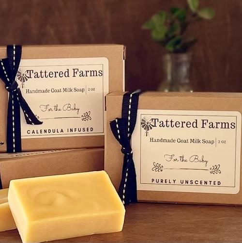For the Baby Soaps
