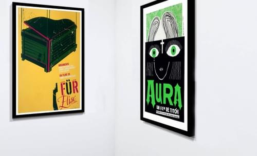 The Ghost Posters