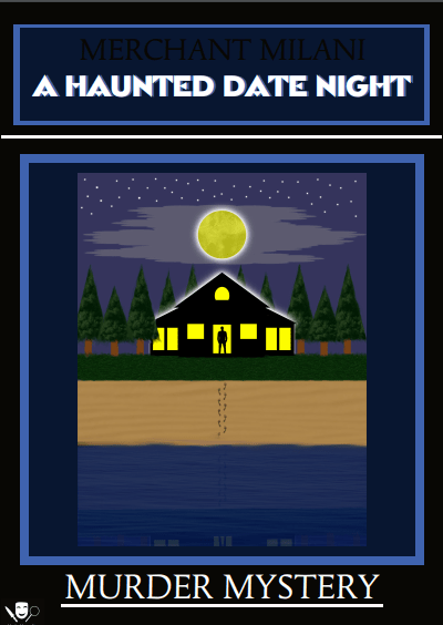 A Haunted Date Night: An Interactive 2-Person Murder Mystery