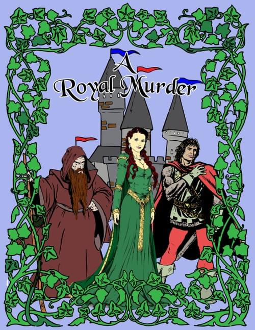 A Royal Murder: Medieval Mystery Party Kit