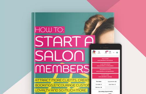 Salon Membership - Training Guide + Software