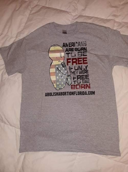 Free to be Born - Gray