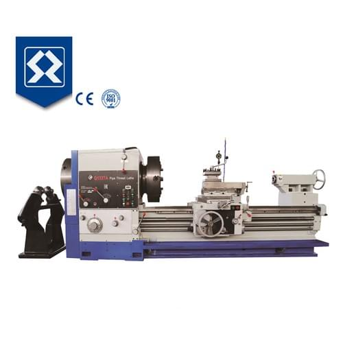 Flat Bed Spindle big Bore Turning Lathe Conventional Horizontal Large Diameter Universal Lathe Machi