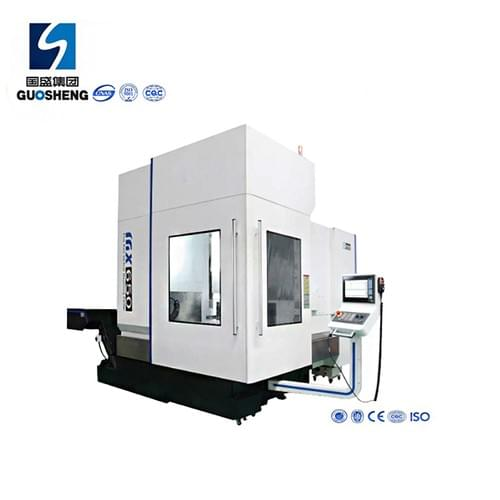 High precision machining center ,5-Axis simultaneous machine center