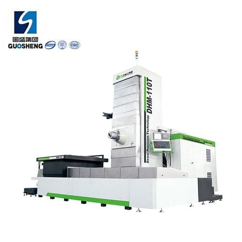 DHM80E CNC Horizontal Machining Center With FANUC Controller