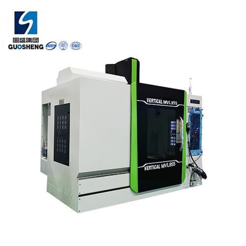 Vertical Milling Machine China CNC Machining Center