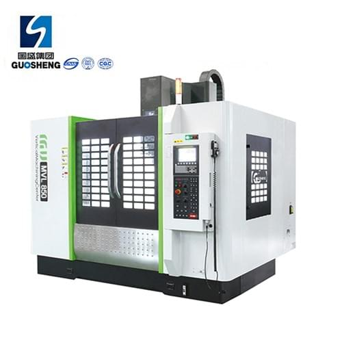 High Performance VMC850 CNC Milling Machines For Metal Working