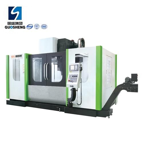 Professional Manufacturing Precision Vertical CNC Milling Machining Center