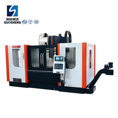 Manufacturer Machine Center Price 3 axis 4 Axis 5 Axis CNC Milling Machine