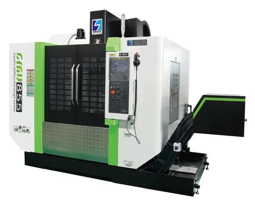 Super Cost-effective Vertical Machining Center CNC Milling Machine
