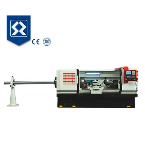 CNC pipe screw-cutting lathe Pipe Thread Lathe Machine for pipe casing