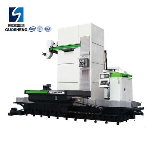 Durable DBM 110 Auto Horizontal Boring Machine With Small Engine