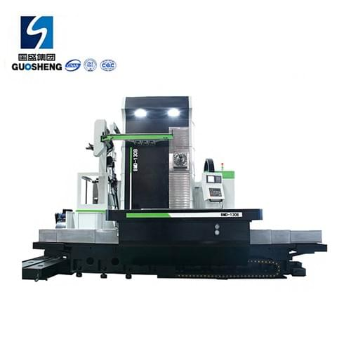 DBM 130A CNC milling machine china cnc boring and milling machine