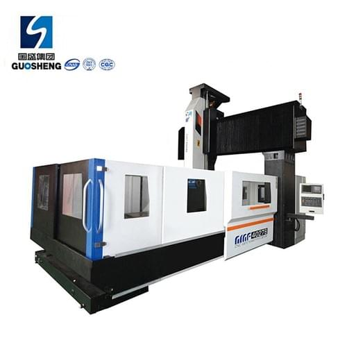 CNC Gantry Milling Machine GMF 27 Series 5 Axis Machining Center