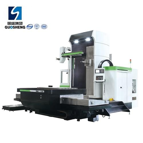 CNC Horizontal Boring and milling Machine DBM130 China for sale