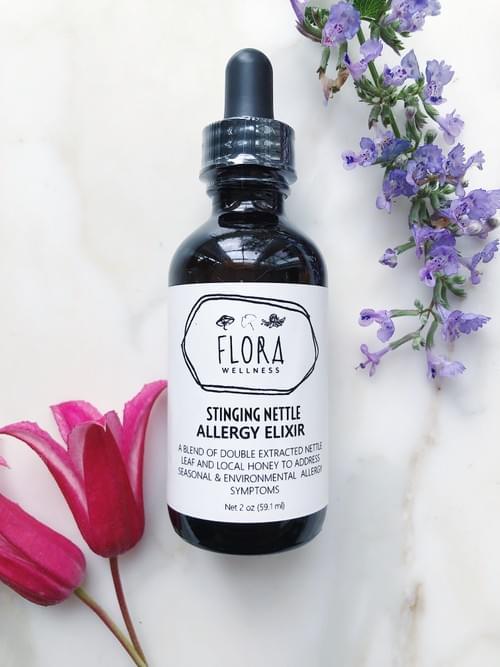 Stinging Nettle Allergy Elixir