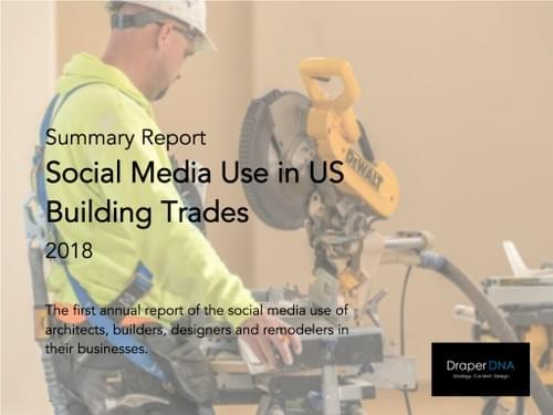 Social Media Use in US Building Trades