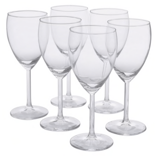 Les verres à pied