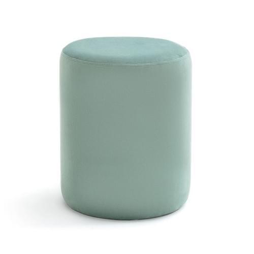 Le pouf vert céladon
