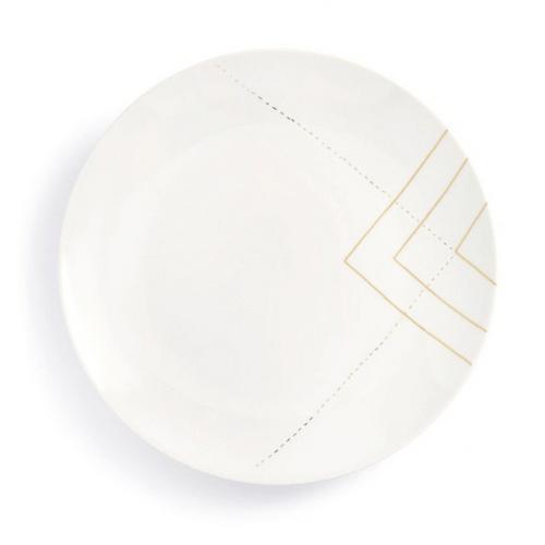 Les assiettes plates supplémentaires