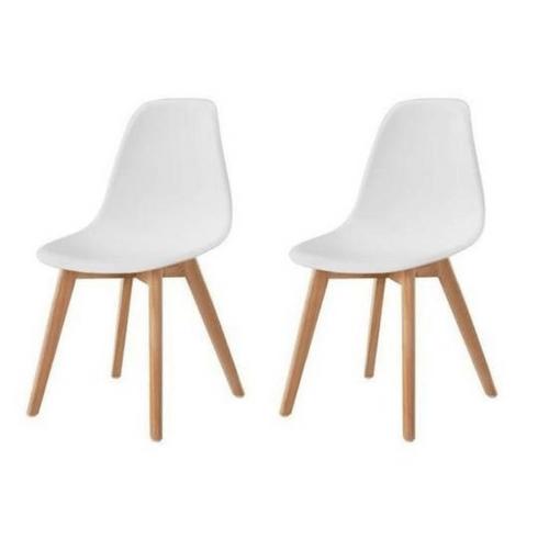 Les 2 chaises supplémentaires