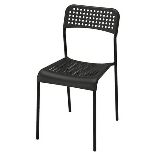 La chaise supplémentaire